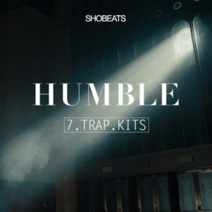 HUMBLE Trap Loops Pack Kendrick Lamar Sample Pack