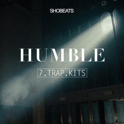 HUMBLE Trap Loops Pack Kendrick Lamar Sample Pack