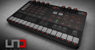 IK Multimedia UNO Synth Synthesizer