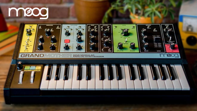 Moog GrandMother Analog Synthesizer