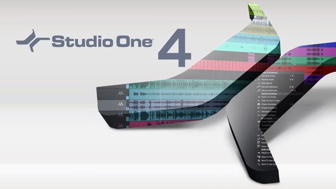 Presonus Studio One 4 DAW
