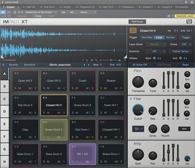 Presonus Studio One Impact XT