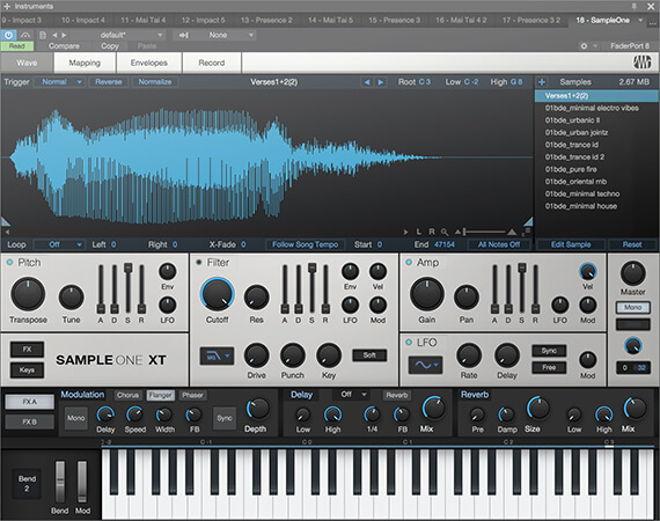 Presonus Studio One Sample One XT