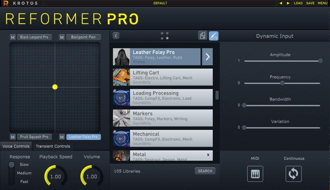 Reformer Pro Dynamic