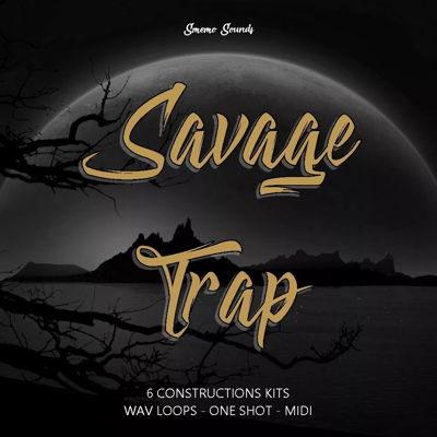 Savage Trap Construction Kits Trap LoopsSavage Trap Construction Kits Trap Loops