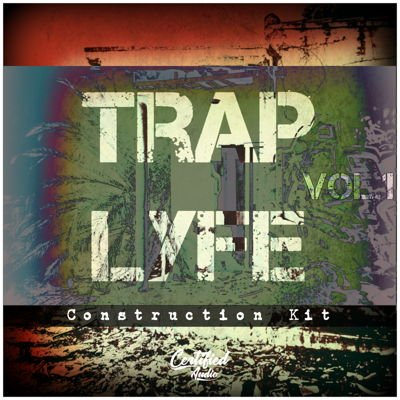 Trap Lyfe Vol 1 Trap Construction Kits