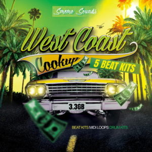 WestCoast Cookup Sample Pack