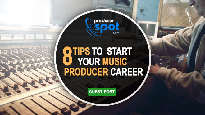 Starting a Career in Music Production