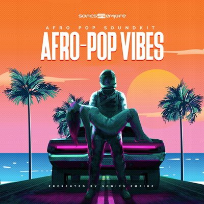 Afro Pop Vibes Pop Dance Sample Pack
