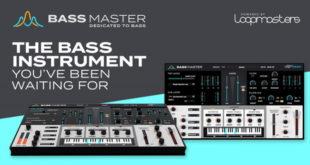 Bass Master VST Bass Plugin Instrument