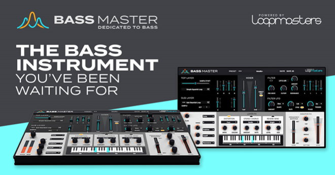 Bass Master VST Bass Plugin Instrument