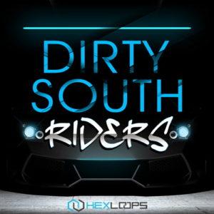 Dirty South Riders Hip Hop Loops