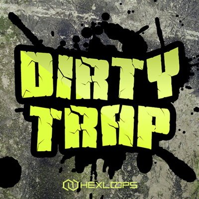 Dirty Trap Sample Pack