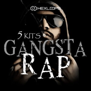 Gangsta Rap Hip Hop Sample Pack