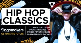 Hip Hop Classics Sample Pack Singomakers