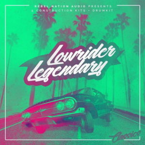Lowrider West Coast Sample Packs Loops Pack