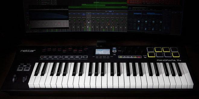 New Panorama T4 & T6 MIDI Controllers by Nektar