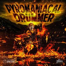 PYROMANICAL DRUMMER Hip Hop Drum Loops