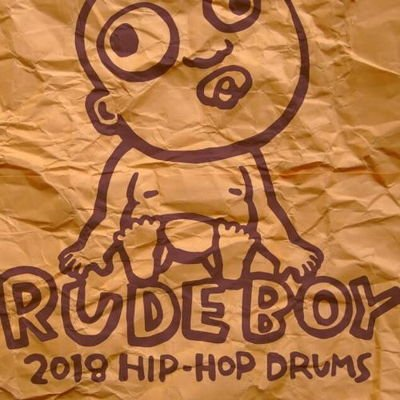 Rude Boy Free Hip Hop Drum Kit