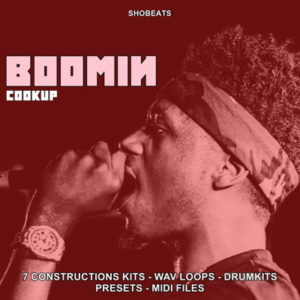 Shobeats Boomin Cookup Trap Beat Kits