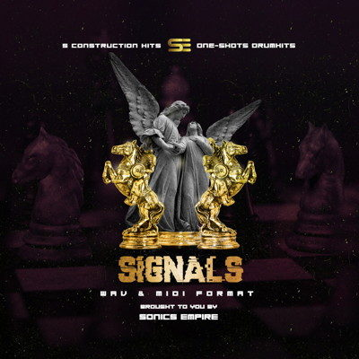 Signals Trap Beat Kits Wav MIDI Sample Pack