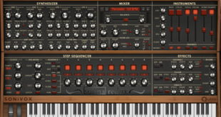SONiVOX Solina Redux VST Synthesizer Plugin
