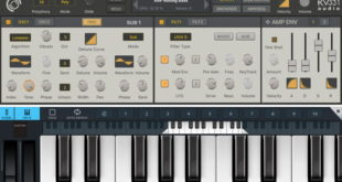SynthMaster One iOS App Synthesizer