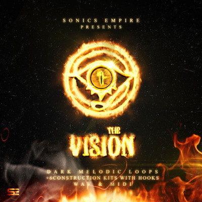 The Vision Trap Beats Construction Kits