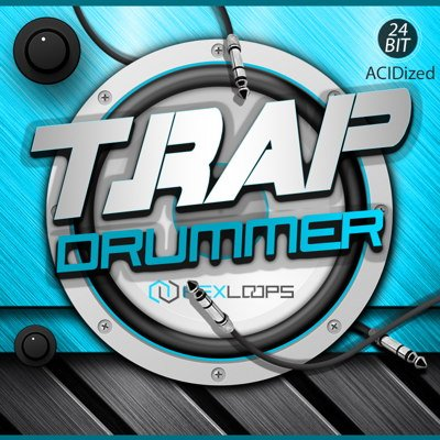 Trap Drummer Trap Drum Loops