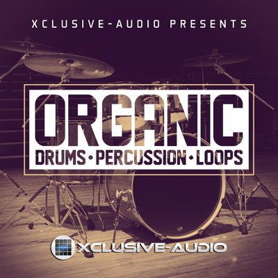Xclusive Audio Ogranic Drums Percussion Loops