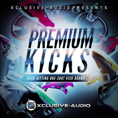 Xclusive Audio Premium Kicks Samples