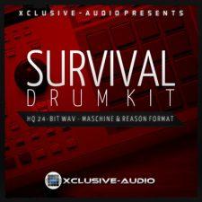 Xclusive Audio Survival Drum Kit Maschine