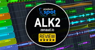 Review: ALK2 Sequenced Looper by Zenaud.io