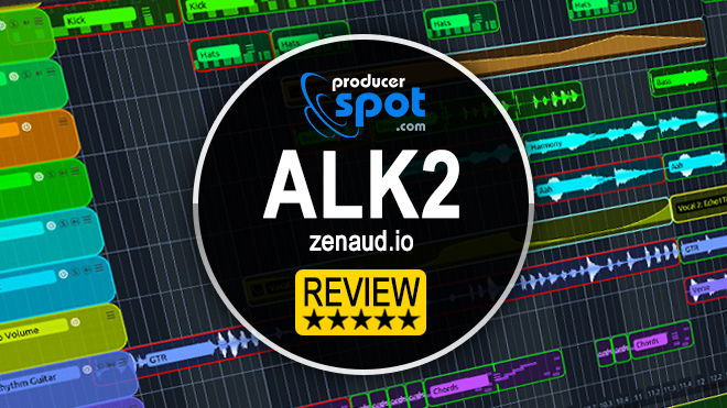 zenaud.io ALK2 review