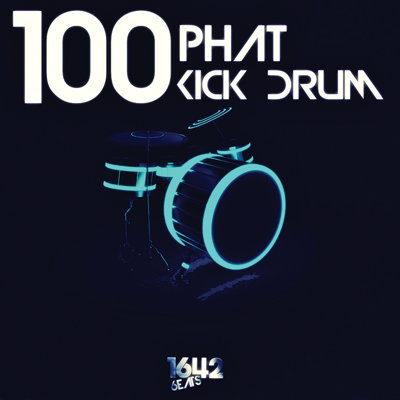 100 Phat Kick Drum Samples