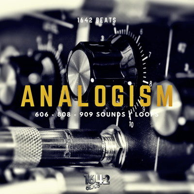 ANALOGISM Analog Drum Samples