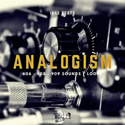 ANALOGISM Analog Drum Samples