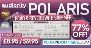 Audiority Polaris Reverb Echo Vst Effect Plugin