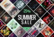 25% OFF Summer Sale Promotion at BangerLab.com