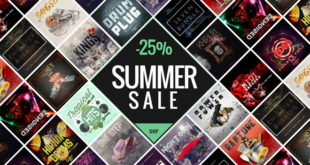 Best Sample Packs 2018 Summer Sale
