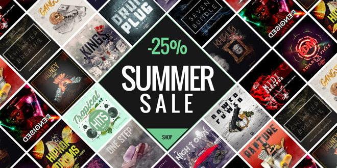 25% OFF Summer Sale Promotion at BangerLab.com