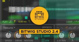 Bitwig Studio 2.4 Update