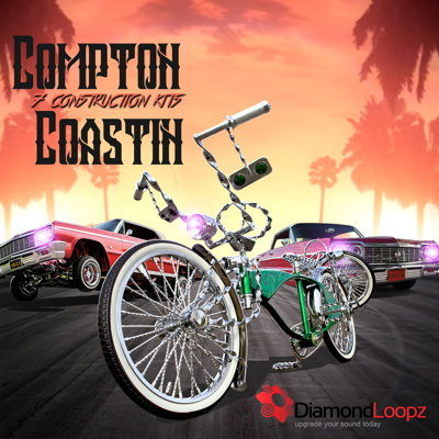 Compton Coastin West Coast Samples Loops Pack