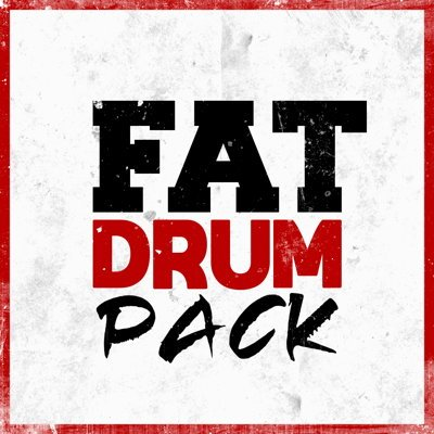 FAT Drum Pack Hip Hop Drum Kit Drum Samples