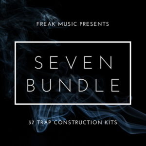 Freak Music Seven Bundle Trap Sample Packs