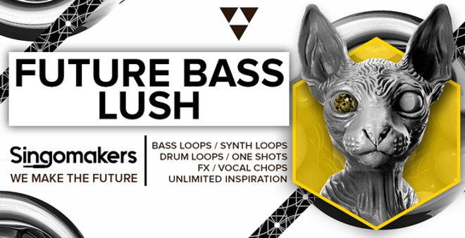 Future Bass Sample Pack Singomakers