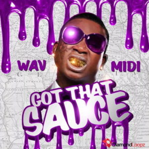 Got That Sauce Trap Sample Pack MIDI Files