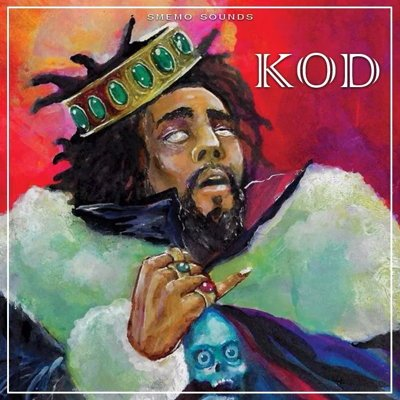 KOD J Cole Trap Sample Pack