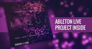 LIQUI Ableton Live Project Sample Pack
