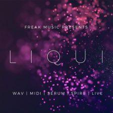 Liqui Ableton Live Projects Wav MIDI Serum Spire Sample Pack
